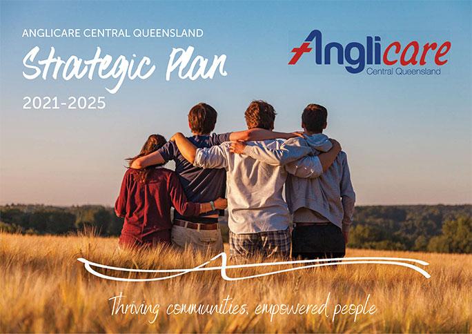 Anglicare Strategic Plan 2021-2025