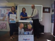 $500 Donation from the Biloela Commonwealth Bank Biloela Branch