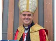 Welcome Right Reverend Peter Grice